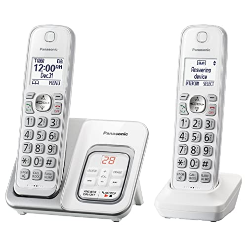 Home Phone with Answering Machine: Amazon com
