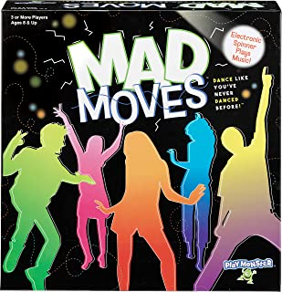 Mad Moves Dance Like You've Never Danced Before!