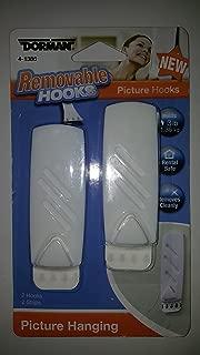 dorman removable hooks