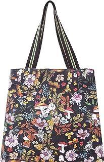 CODELLO Damen Tasche, Shopper | Peanuts-Design | 100% Baumwolle Canvas | 38 x 24 x 35 cm