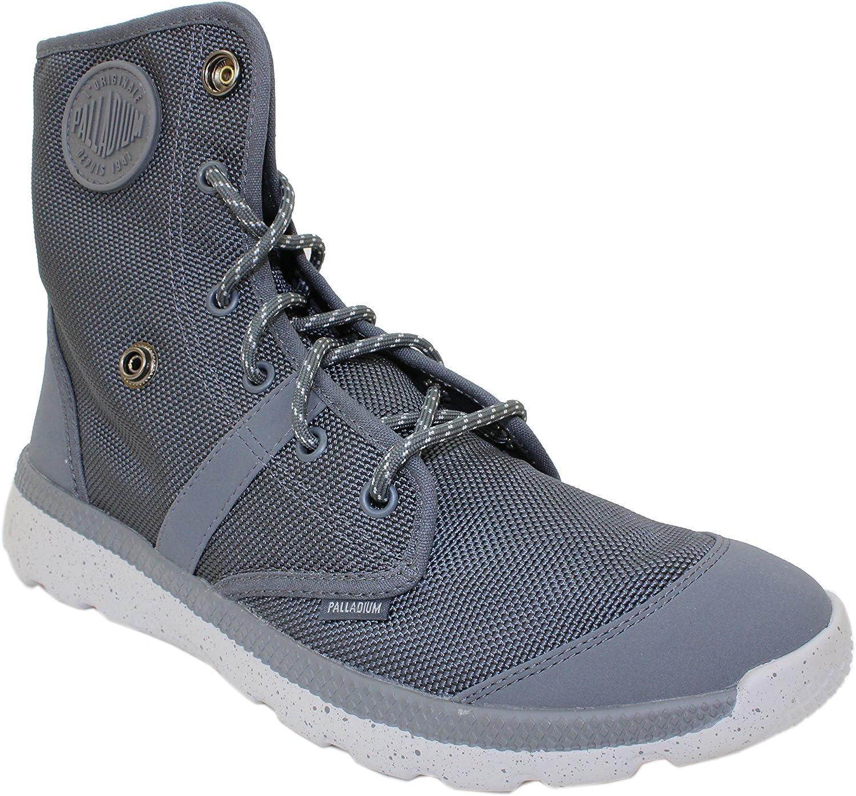 Palladium Pallaville BGY Txsn Mens bluee Nylon Casual Dress Boots shoes