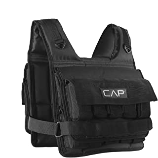 CAP Barbell Short Adjustable Weighted Vest