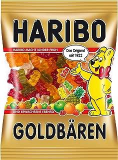 Haribo Goldbaren ( Gold Bears ) - Pack of 6 X 200 G