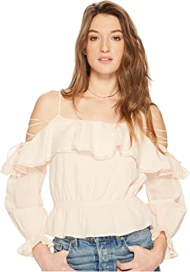 ab0e7a455c2f3 Cold Shoulder Sleeve Detail Top. $31.50MSRP: $105.00. Marie Top. ASTR the  Label