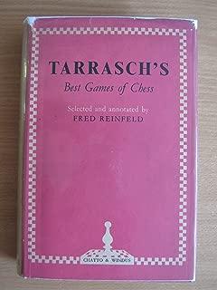 Tarrasch's Best Games Of Chess