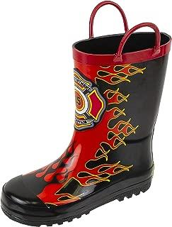 Best fireman boots kids Reviews