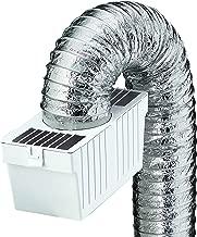 Deflecto Dryer Lint Trap Kit, Supurr-Flex Flexible Metallic Duct