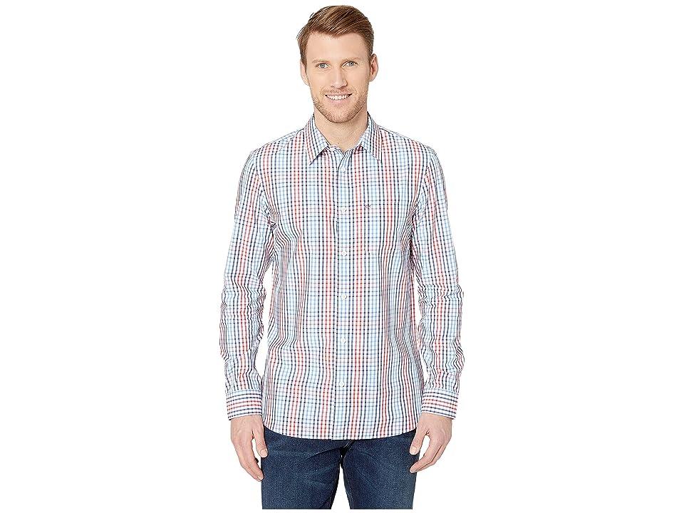 Calvin Klein The Extra-Fine Cotton Shirt (Windsurf) Men