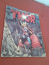 THE MIGHTY THOR #4 COMICS INDEX 1977 G&T ENTERPRISE