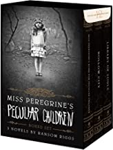 Miss Peregrine's Peculiar Children Boxed Set: Boxed Set. By Ransom Riggs