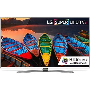 LG Electronics 55UH7700 55-Inch 4K Ultra HD Smart LED TV (2016 Model)