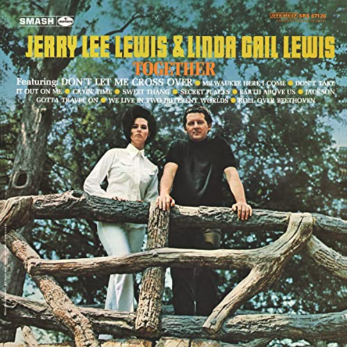 Together by Jerry Lee Lewis and Linda Gail Lewis on Amazon