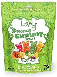 Fruity Honey Gummy Bears