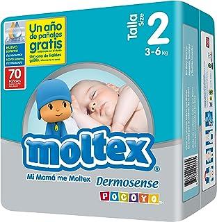 0066c6ea333c Moltex Premium Bolsa de Pañales Desechables - 70 Pañales