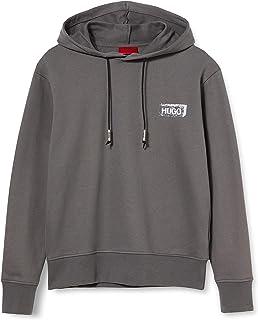 HUGO Men's Downsville Hooded Sweatshirt