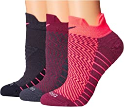 Nike - Dry Cushion Low Training 3-Pair Socks