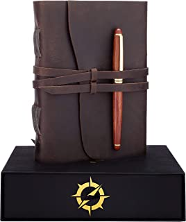 Best leather journal with lined paper Reviews