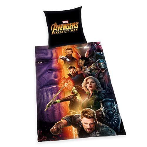 Avengers Bettwäsche Amazonde