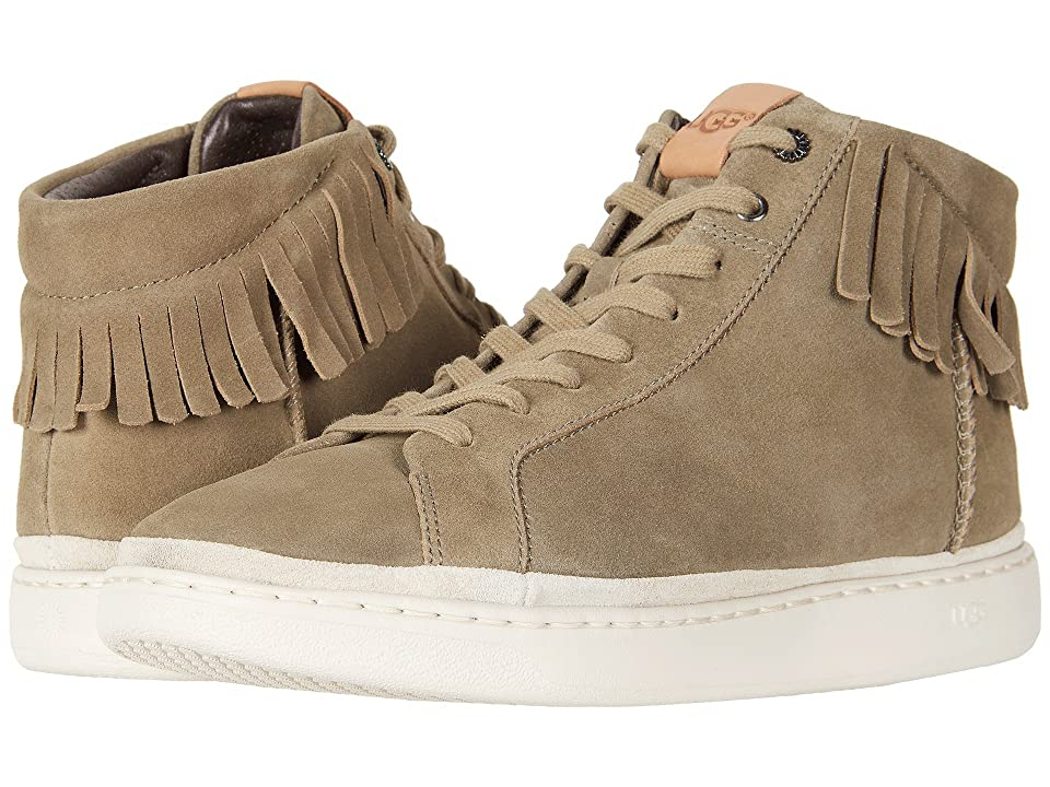 UGG Brecken Lace High Fringe (Antilope) Men