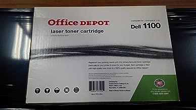 COMPATIBLE DELL 310-6640 TONER CARTRIDGE FOR USE IN DELL 1100 LASER PRINTER