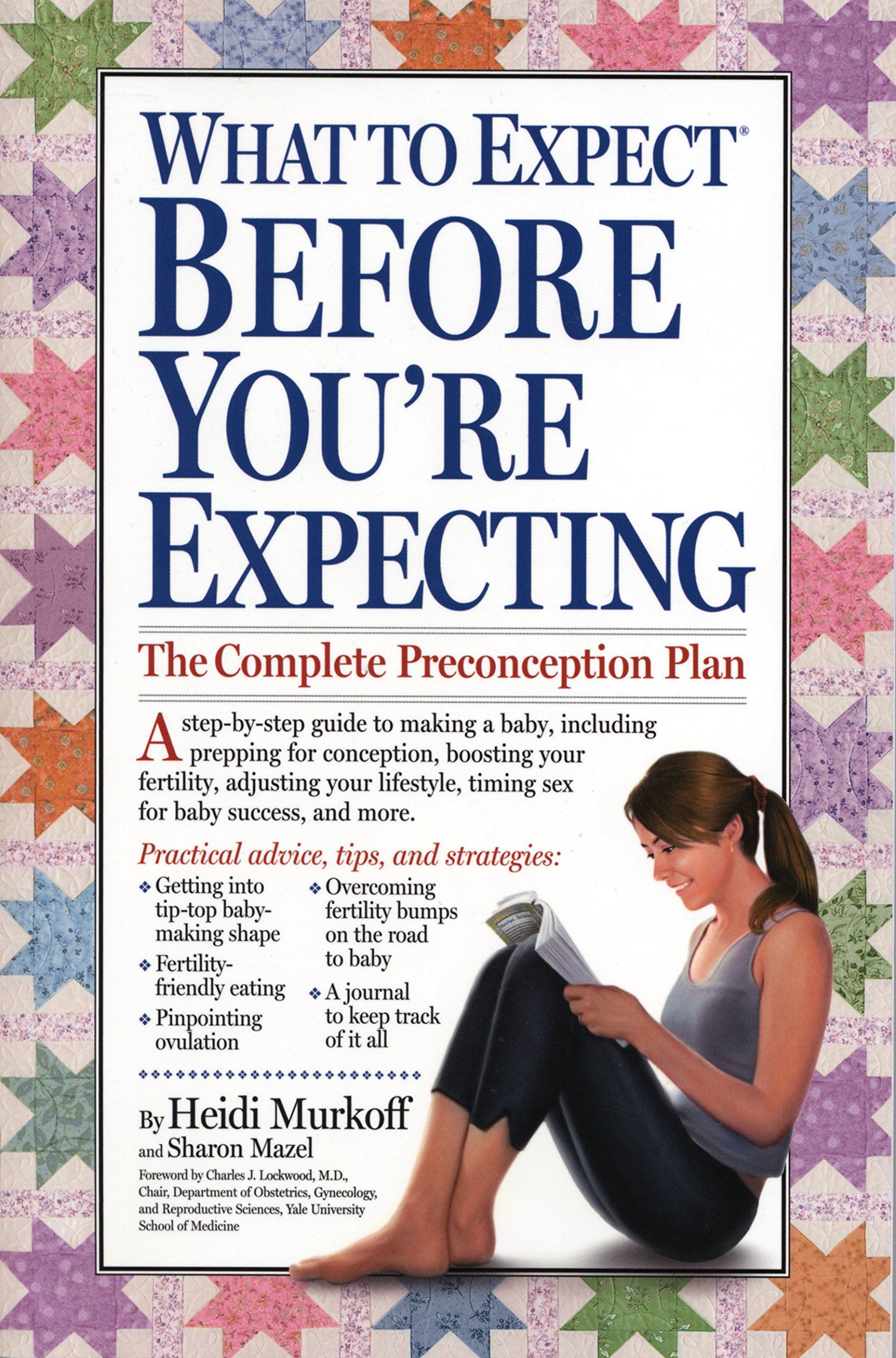 Image OfWhat To Expect Before You're Expecting