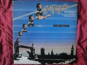 Jerry Lee Lewis 'The Session' Recorded in London with Great Guest Artists on 1973 Mercury Records SRM 2-803, Stereo Vinyl Lp Records Double Album Vg++