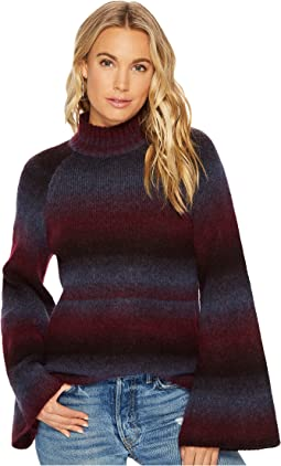 kensie - Ombre Touch Sweater KSNK5754