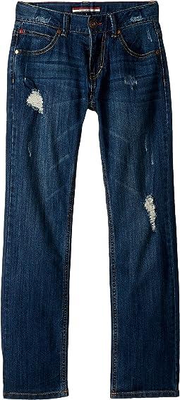 Tommy Hilfiger Kids - Revolution Stretch Jeans in Niagra (Big Kids)