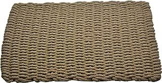 Texas Rope Doormats 2030105 Indoor and Outdoor Doormats, 20 by 30 Inch, Tan