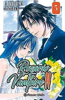 Rosario to Vampire II nº 05/14 (Manga Shonen)