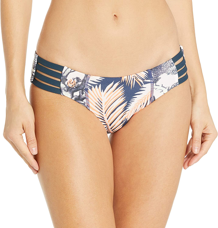 Ranking TOP16 Maaji Women's Seashells Max 89% OFF Nights Signature Cut Bikini Bot Swimsuit