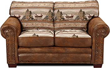 American Furniture Classics Alpine Lodge Love Seat