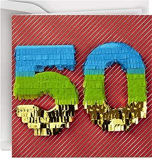 Hallmark Signature 50th Birthday Card (Best Decade Yet)
