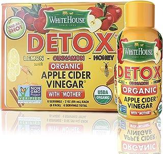 White House Organic Detox Shot (6PACK) (6)