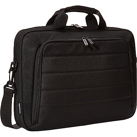 Amazon Basics - Borsa per tablet e portatile, 40cm, colore: nero