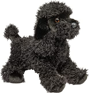 Douglas Plush Livia Black Poodle Stuffed Animal