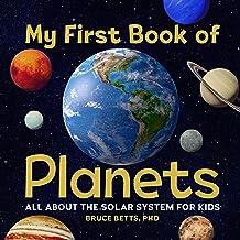 کتاب اول من از سیارات: همه چیز درباره سیستم خورشیدی برای کودکان