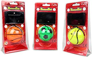 perpetual bliss (pack of 3) wrist ball game for kids / yoyo / return gifts for birthday party- Multi color
