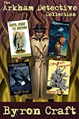 The Arkham Detective Collection Kindle Edition