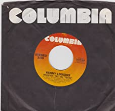 Kenny Loggins 45 RPM Whenever I Call You