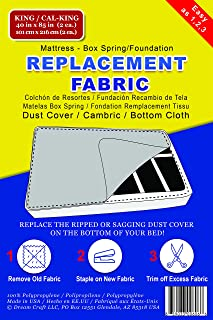 Best fabric under box spring Reviews