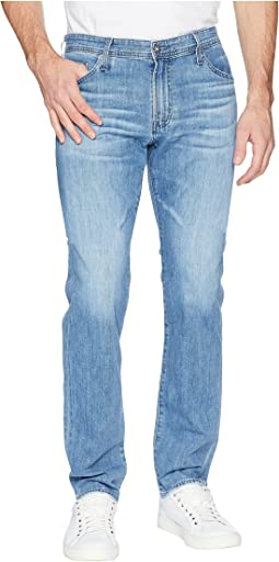 AG Adriano Goldschmied Graduate Tailored Leg Jeans in Sandpiper