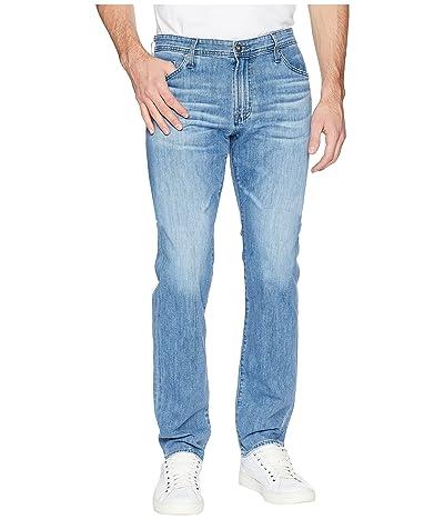 AG Adriano Goldschmied Graduate Tailored Leg Jeans in Sandpiper (Sandpiper) Men