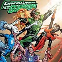 Green Lantern: New Guardians (2011-2015) (Collections) (6 Book Series)