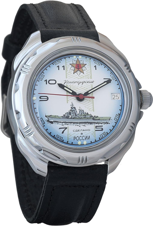 Vostok Komandirskie Ranking TOP20 Warship Army Mechanical Rapid rise Mens Military Comman