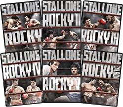 Best rocky collection dvd set Reviews