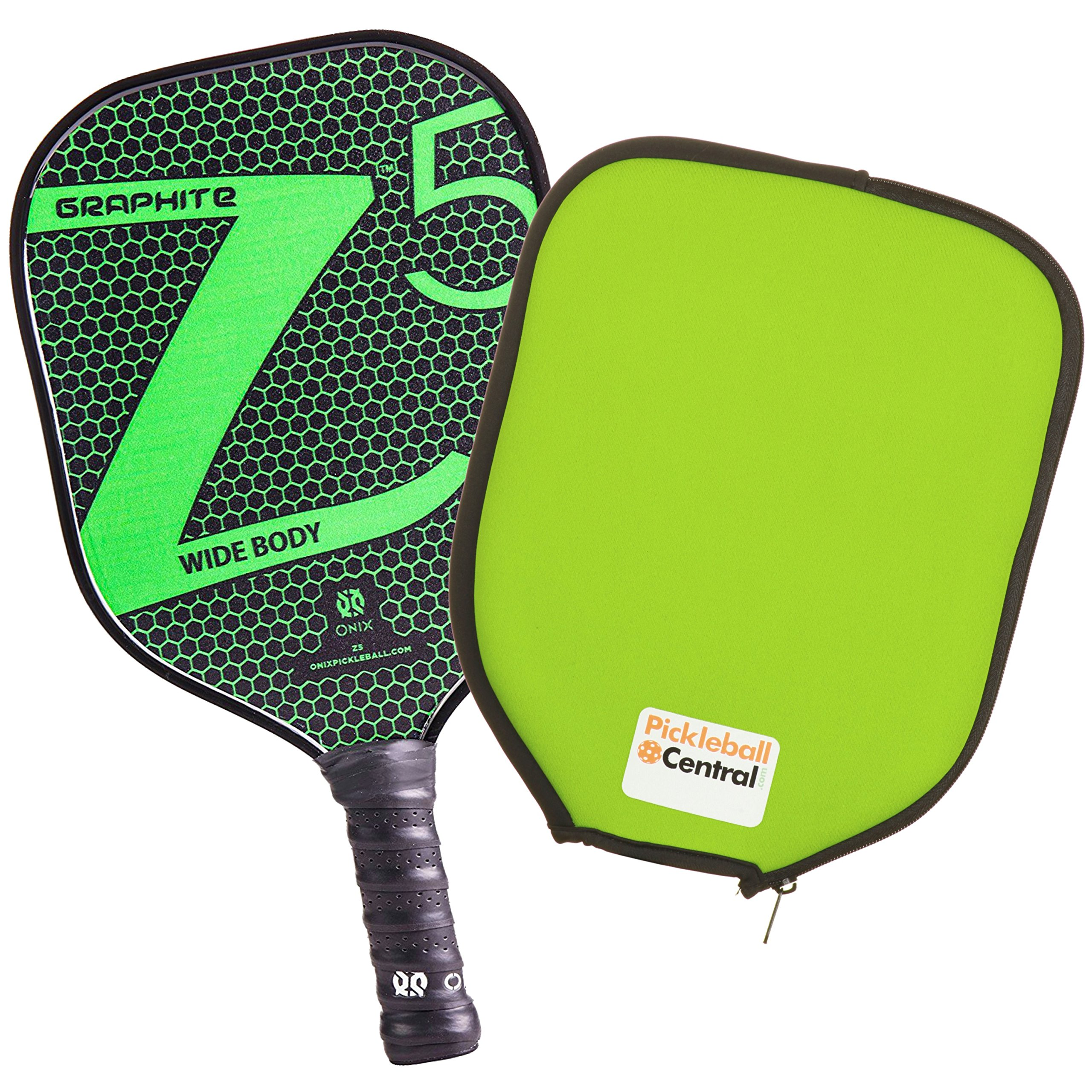 Onix Z5 Graphite Pickleball Paddle and Paddle Cover -799K