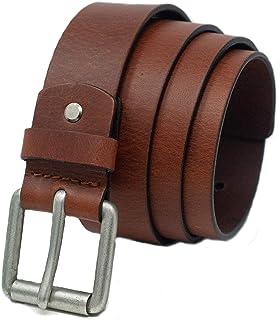Mens Ashford Ridge 38mm Full Grain Hide Leather Belt