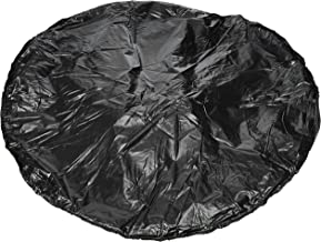 TOOLBASIX SPC053L Kettle Grill Cover, 29-Inch x 18-Inch, Black