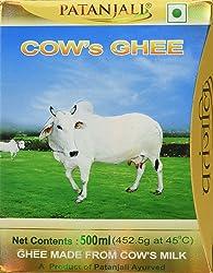 Patanjali Cows Ghee, 500ml